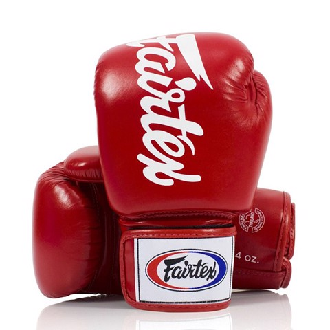 Găng Tay Fairtex BGV19 Deluxe Tight Fit Boxing Gloves