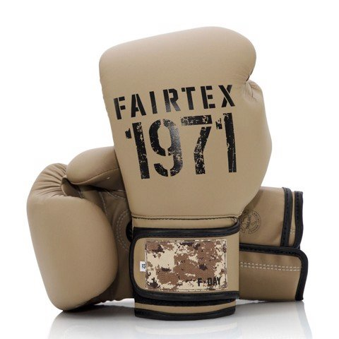 Găng Tay Fairtex BGV25 F-Day 2 Limited Edition Boxing Gloves