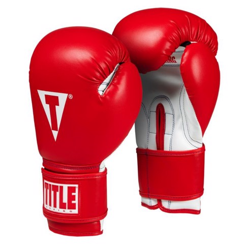 Găng Tay Title Essential Boxing Gloves