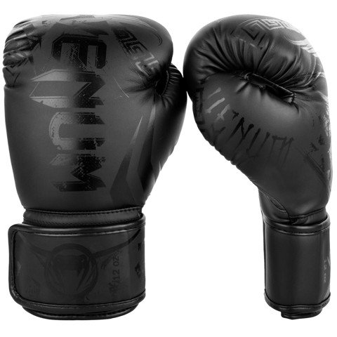 GĂNG TAY VENUM GLADIATOR 3.0 BOXING GLOVES - MATTE BLACK