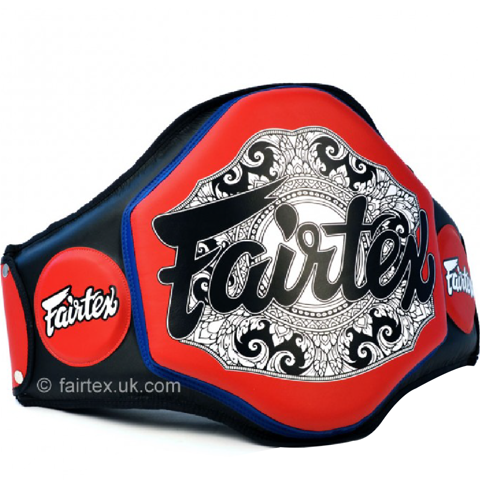 ĐAI BỤNG FAIRTEX BPV3 EXTRA PADDING LIGHTWEIGHT BELLY PADS
