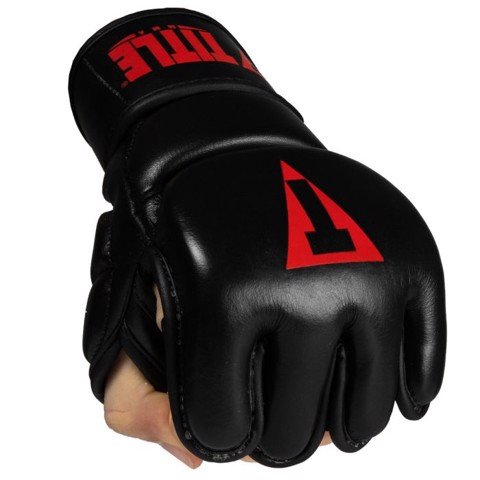 Găng Tay Title Mma Pro Training Gloves - Black