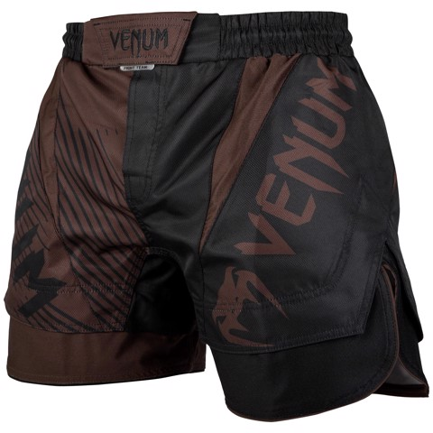 QUẦN MMA VENUM NOGI 2.0 FIGHTSHORTS - BLACK/BROWN