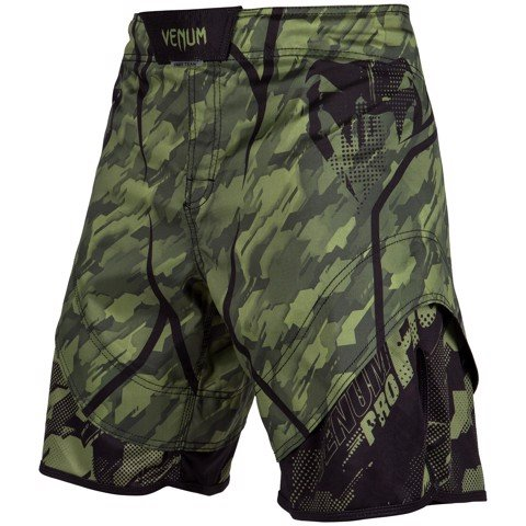 QUẦN MMA VENUM TECMO FIGHT SHORTS - KHAKI