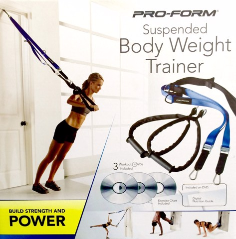 Dụng Cụ Tập Gym Pro-Form Suspended Bodyweight Trainer