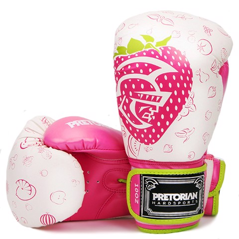 GĂNG TAY PRETORIAN GLOVES VERSION 2.0 - WHITE/PINK