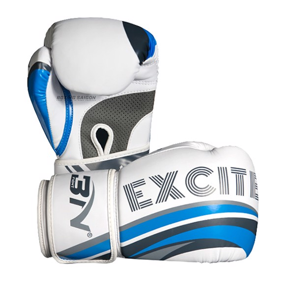 Găng Tay Bn Excite Boxing Gloves - White