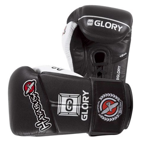 GĂNG TAY HAYABUSA GLORY LACED GLOVES - BLACK