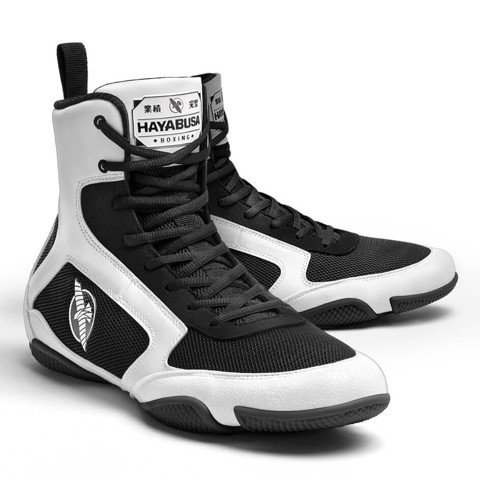 Giày Hayabusa Pro Boxing Shoes - White