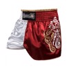 Quần Hayabusa Elephant Muay Thai Short - Red/White