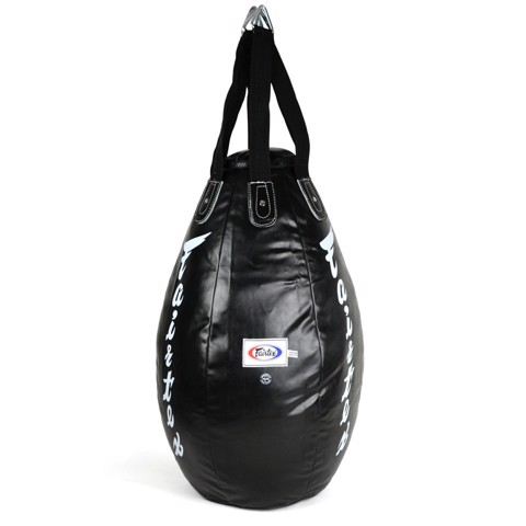 Bao Cát Fairtex Hb15 Super Tear Drop Heavy Bag - Black