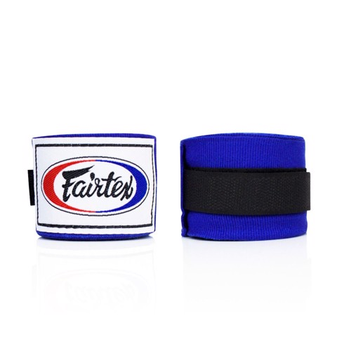 Băng Quấn Tay Fairtex Hw2 Stretch Wraps - Blue
