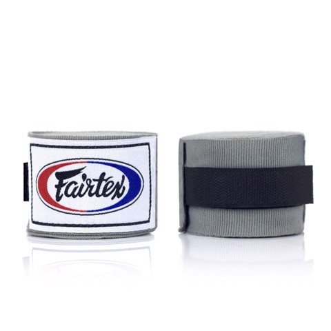 Băng Quấn Tay Fairtex Hw2 Stretch Wraps - Grey