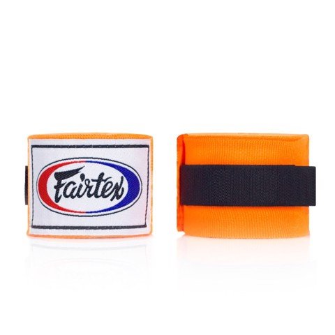 Băng Quấn Tay Fairtex Hw2 Stretch Wraps - Orange