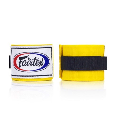 Băng Quấn Tay Fairtex Hw2 Stretch Wraps - Yellow