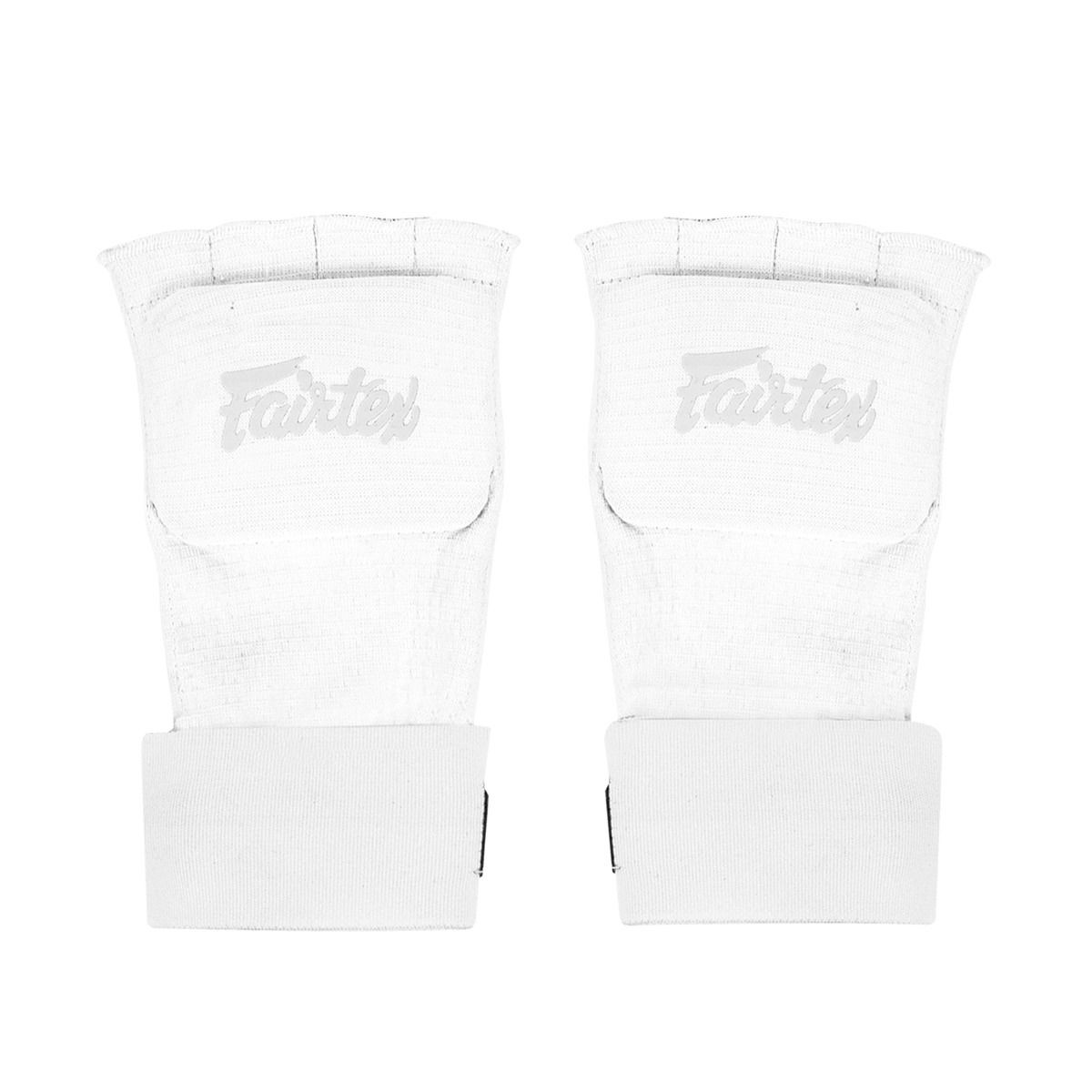 Băng Tay Xỏ Fairtex Hw3 Quick Wraps - White