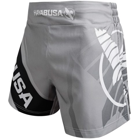 Quần Hayabusa Kickboxing Shorts 2.0 - Grey