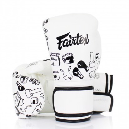GĂNG TAY FAIRTEX BGV14W STREET ART BOXING GLOVES
