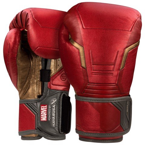 GĂNG TAY LIMITED EDITION HAYABUSA IRON MAN