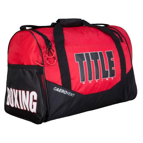 TÚI TITLE INDIVIDUAL SPORT V2.0 SPORT BAG - RED/BLACK