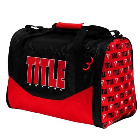 Túi Title Individual Sport Bag V3.0  - Red/Black