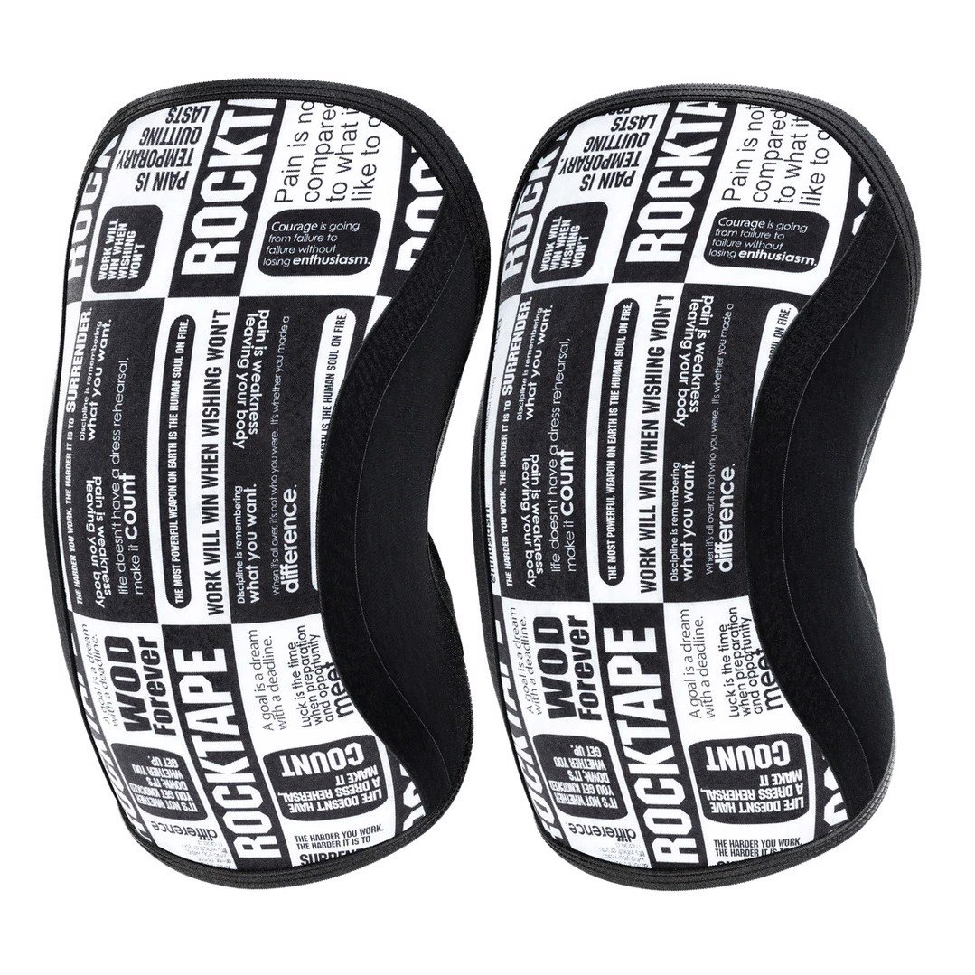 Bảo Hộ Gối Rocktape Assassins Knee Sleeves - Manifesto