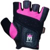 Găng Tay Gym Meister Women's Fit Weight Lifting Gloves - Black/Pink