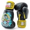 Găng Tay Yokkao Fygl-43 Apex Leopard Muay Thai & Boxing Gloves