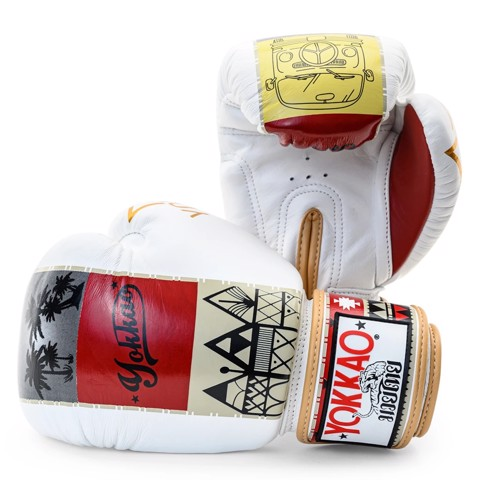 Găng Tay Yokkao Fygl-46 Freedom Muay Thai & Boxing Gloves
