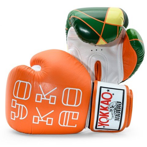 Găng Tay Yokkao Fygl-50 Good Vibes Muay Thai Gloves