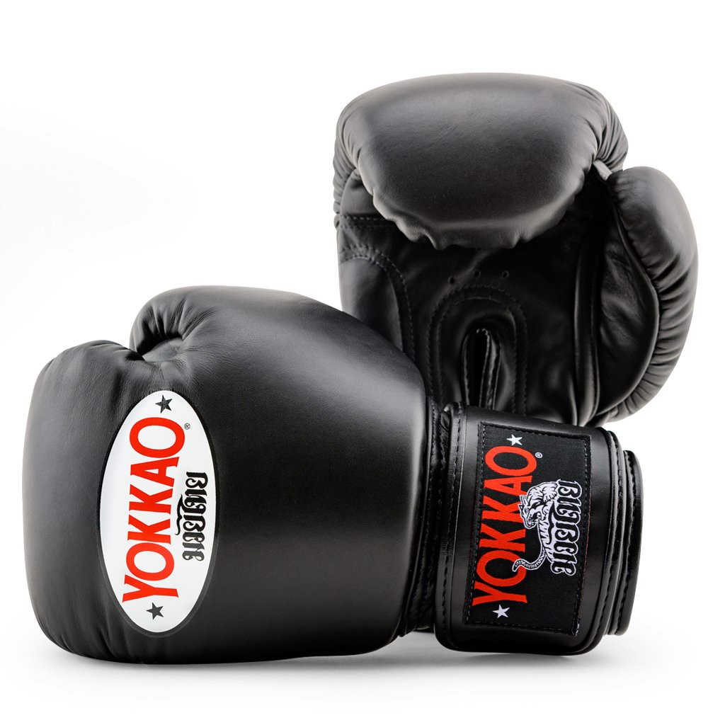 Găng Tay Yokkao Bygl-X Matrix Black Boxing Gloves