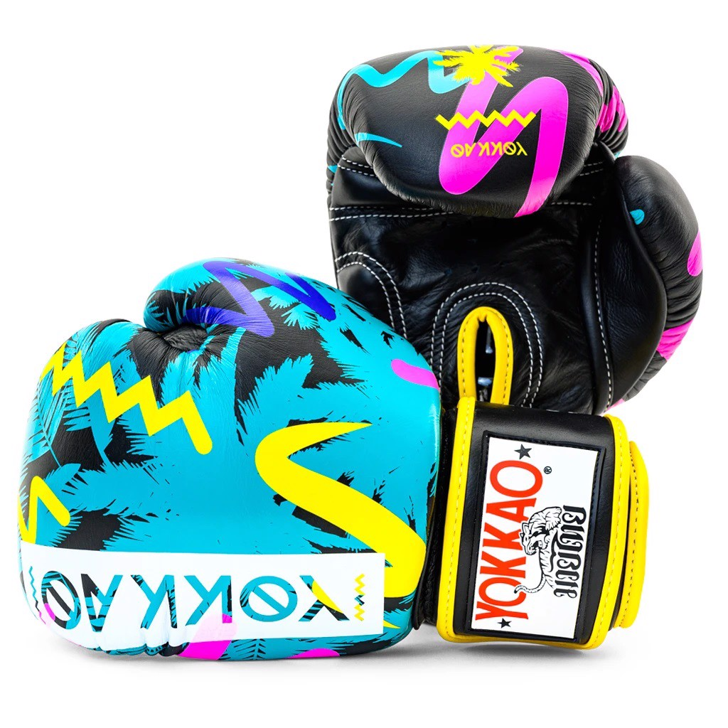 Găng Tay Yokkao Fygl-45 Miami Muay Thai & Boxing Gloves