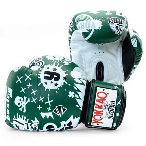 Găng Tay Yokkao Fygl-49 Rock'N'Rolla Eden Fusion Boxing Gloves