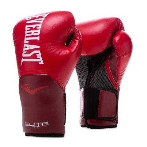 Găng Tay Everlast Elite Prostyle Training Gloves - Flame Red