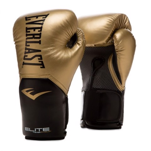 Găng Tay Everlast Elite Prostyle Training Gloves - Gold