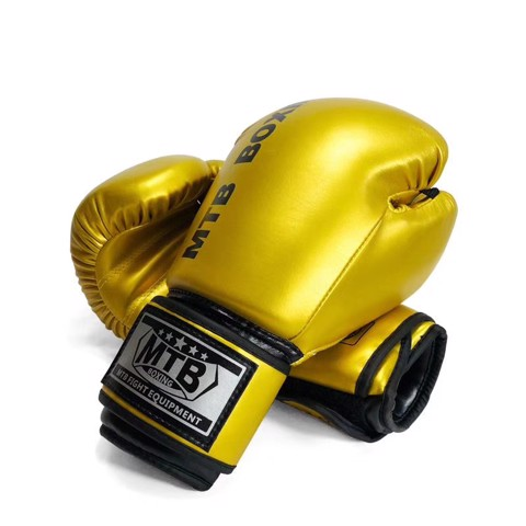 Găng Tay Max Mtb Boxing Gloves - Yellow