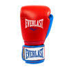 GĂNG TAY EVERLAST POWERLOCK HOOK & LOOP SYNTHETIC LEATHER TRAINING GLOVES - RED