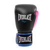 Găng Tay Everlast Women'S Powerlock Hook & Loop Training Gloves - Black/Pink