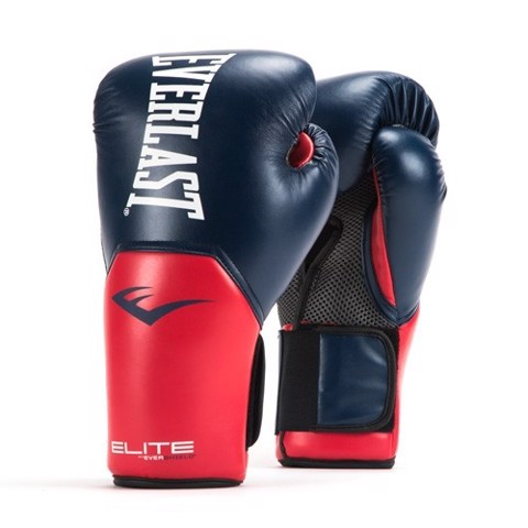 GĂNG TAY EVERLAST ELITE PROSTYLE TRAINING GLOVES - BLUE/RED