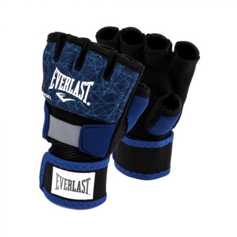 BĂNG TAY XỎ EVERLAST PRINTED EVERGEL BOXING HAND WRAPS - BLUE