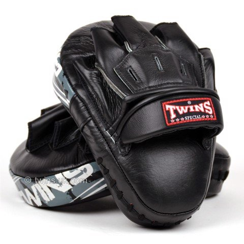 Đích Đấm Twins Focus Mitts Pml-10 - Black