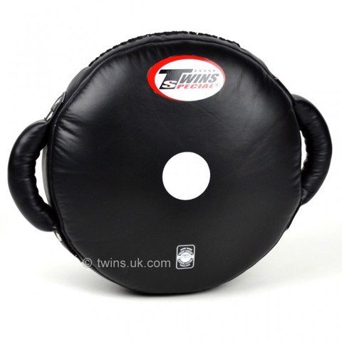 ĐÍCH ĐẤM TRÒN TWINS PML-12 LEATHER HEAVY PUNCHING PADS