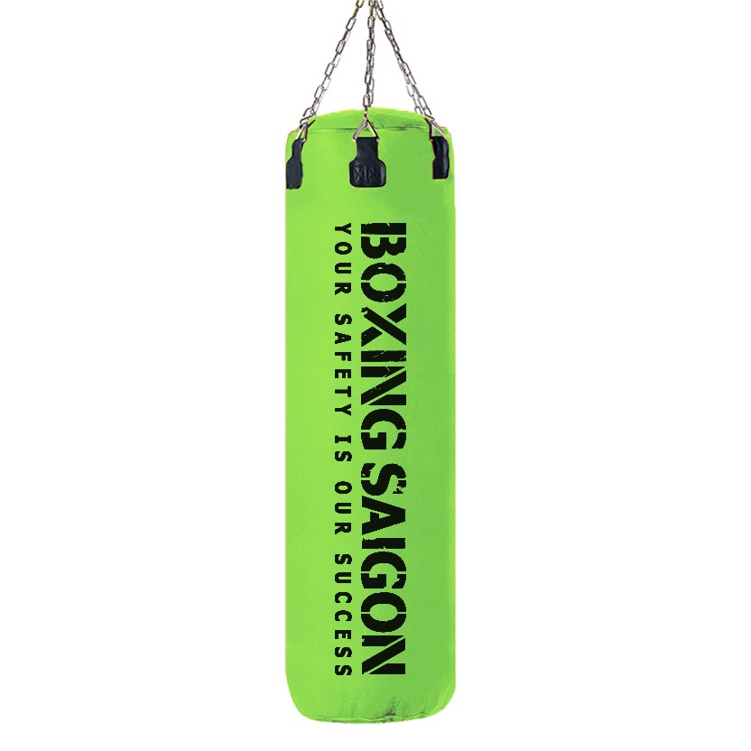 BAO CÁT TREO BOXING PUNCHING BAG - GREEN