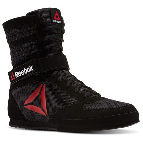 GIÀY REEBOK RENEGADE PRO BOXING BOOTS - BLACK/RED