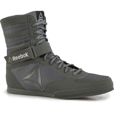 GIÀY REEBOK RENEGADE PRO BOXING BOOTS - GREY
