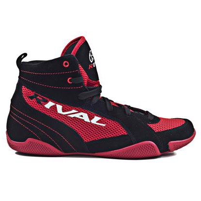 GIÀY RIVAL RSX-GUERRERO CLASSIC LOW BOXING SHOES - BLACK/RED