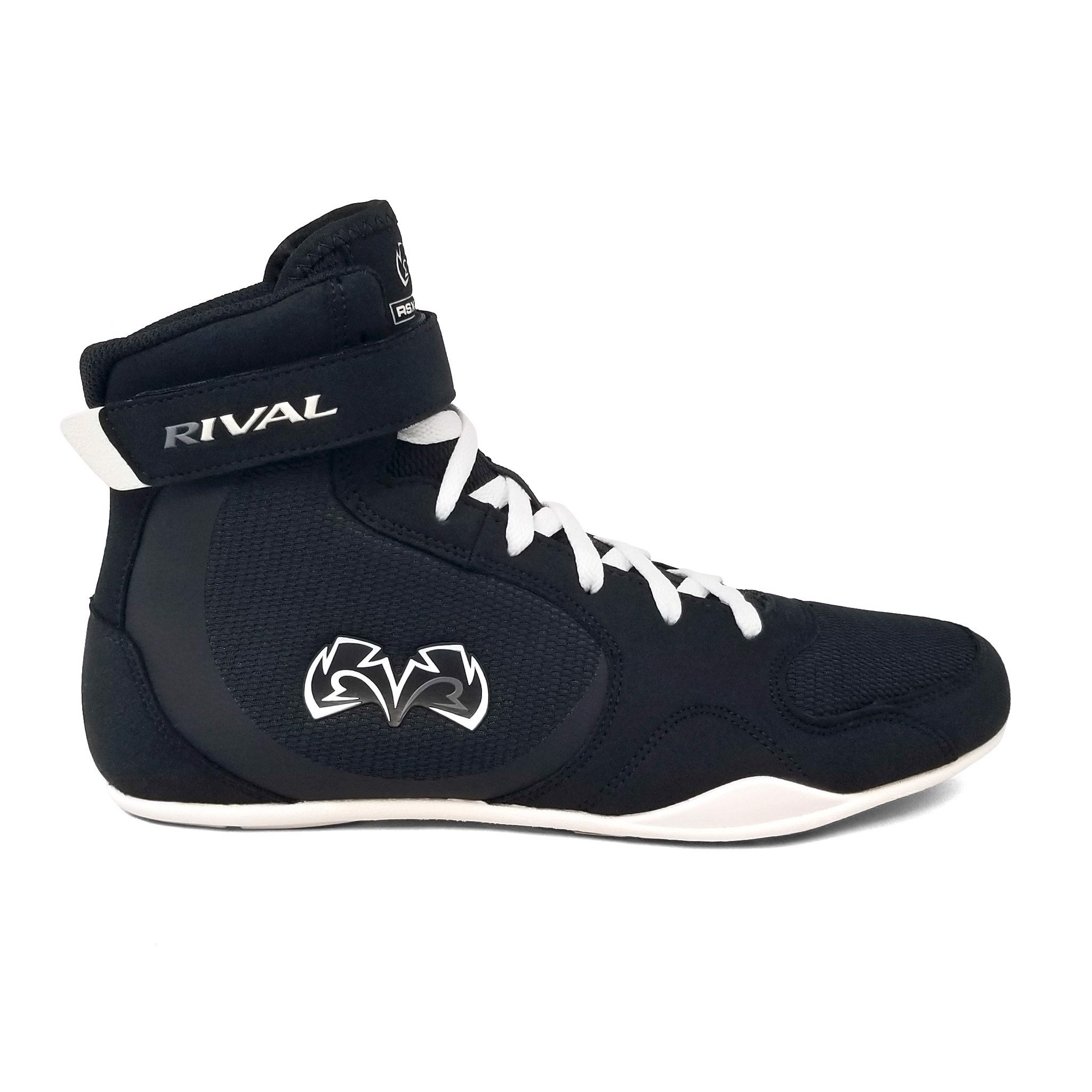 Giày Rival Rsx-Genesis Boxing Boots - Black