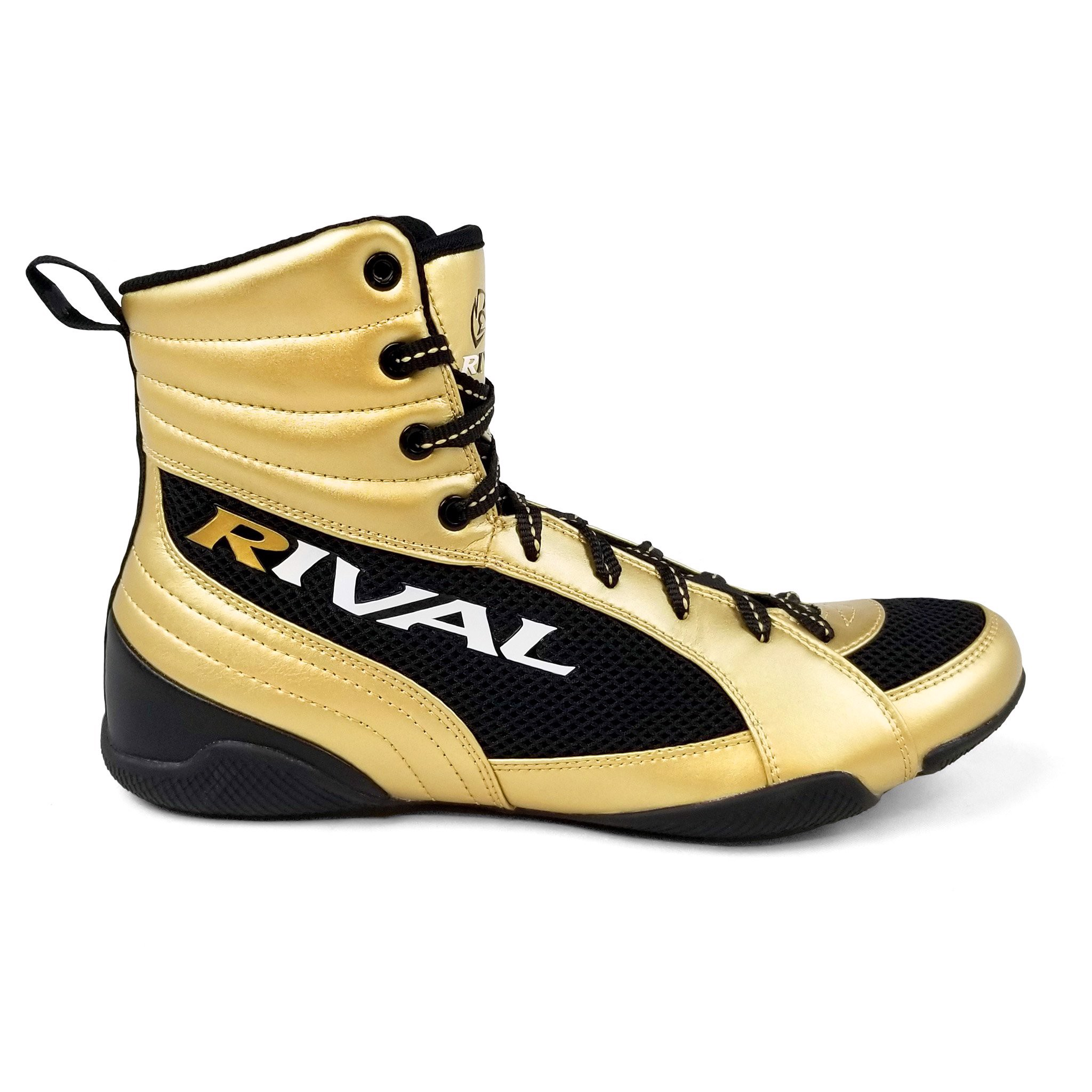 Giày Rival Rsx-Guerrero Deluxe Boxing Boots - Gold