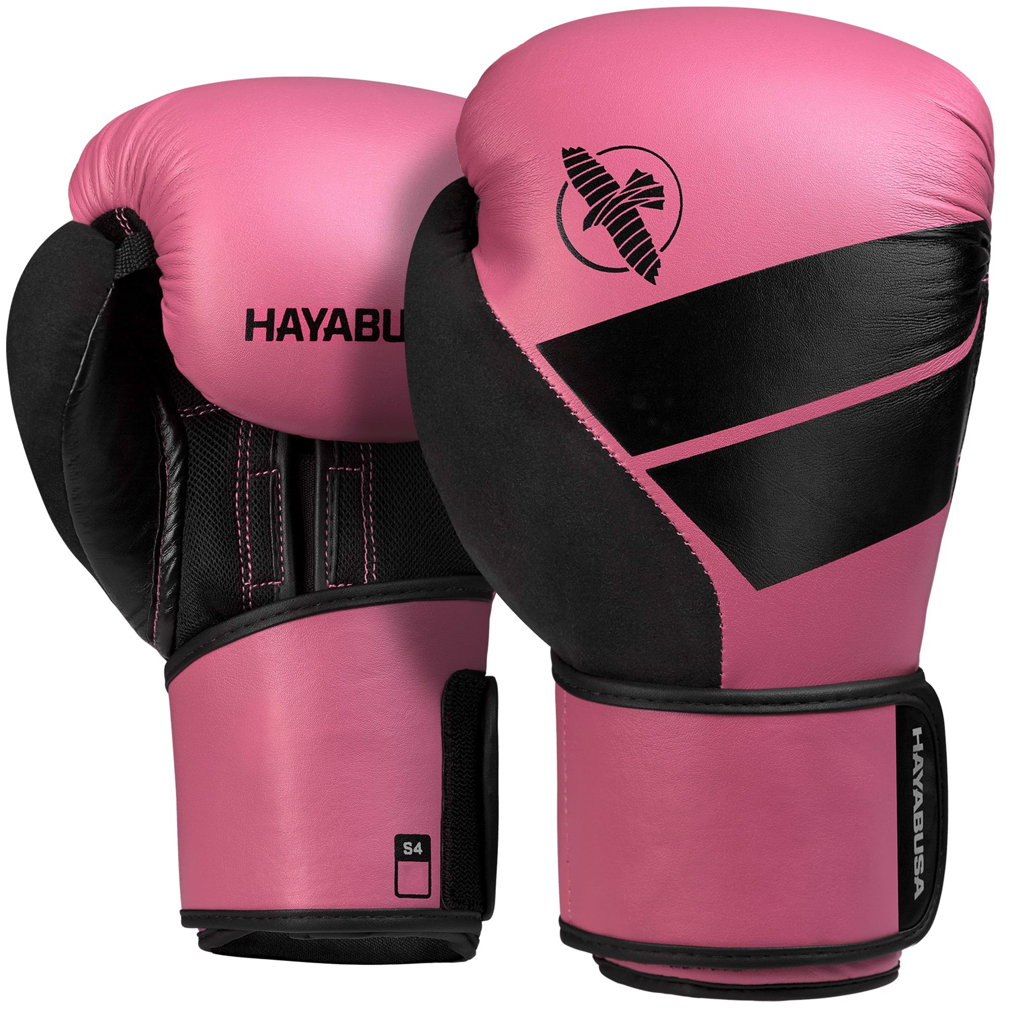 GĂNG TAY HAYABUSA S4 BOXING GLOVES KIT - PINK