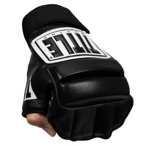Găng Tay Title Mma Leather Wristwrap Speed Bag Gloves V2